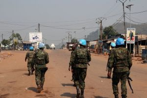 Emergency State in Central African Republic